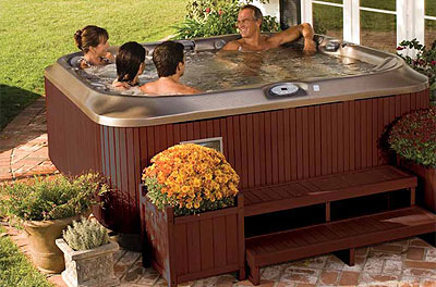 Jims Spa Jims is a proud supplier of Garden Leisure Spas